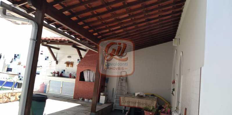 c7646dd1-4860-4e9b-af6e-638210 - Casa em Condomínio 4 quartos à venda Taquara, Rio de Janeiro - R$ 795.000 - CS1161 - 12
