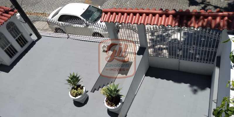 ffdb4058-ee0b-45c3-9b3b-530e89 - Casa em Condomínio 4 quartos à venda Taquara, Rio de Janeiro - R$ 795.000 - CS1161 - 3