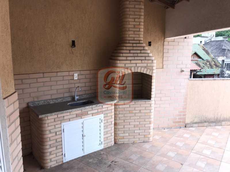 18a1e226-9718-4958-abb1-2bda87 - Casa 2 quartos à venda Taquara, Rio de Janeiro - R$ 300.000 - CS1166 - 9