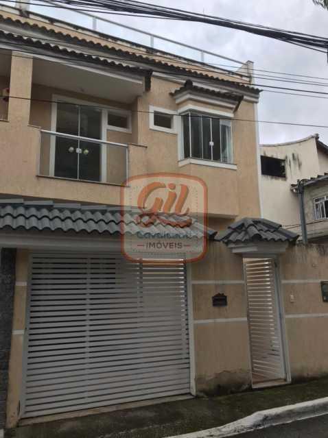 64f75758-c67c-4edc-83f5-10992f - Casa 2 quartos à venda Taquara, Rio de Janeiro - R$ 300.000 - CS1166 - 1