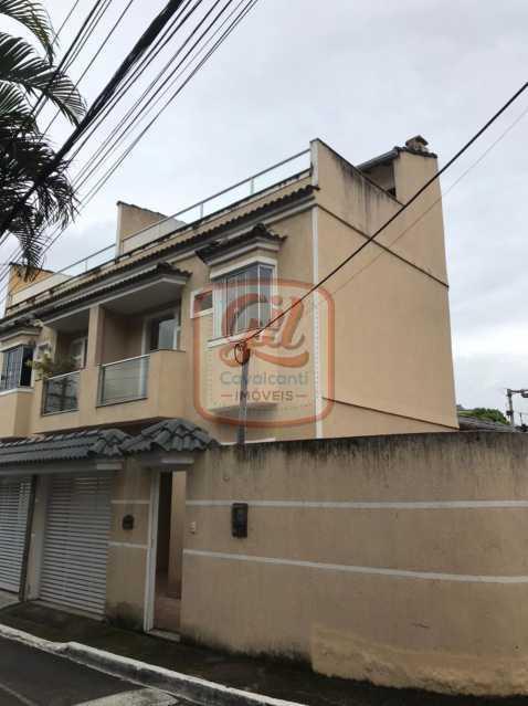 4027e355-236d-4c9a-9a01-e08785 - Casa 2 quartos à venda Taquara, Rio de Janeiro - R$ 300.000 - CS1166 - 4