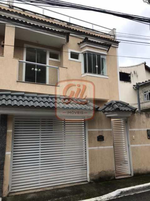 afe2e054-0cd2-4830-8fb6-46c2a6 - Casa 2 quartos à venda Taquara, Rio de Janeiro - R$ 300.000 - CS1166 - 3