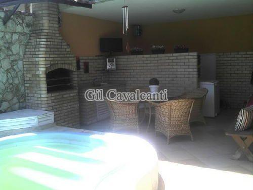 FOTO7 - Casa 3 quartos à venda Taquara, Rio de Janeiro - R$ 700.000 - CS1169 - 8