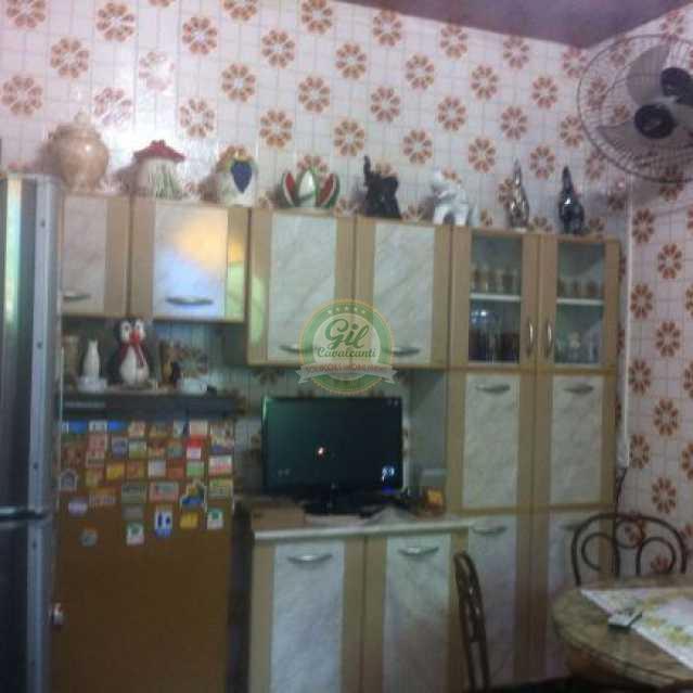 Cozinha - Casa 3 quartos à venda Taquara, Rio de Janeiro - R$ 900.000 - CS1199 - 11