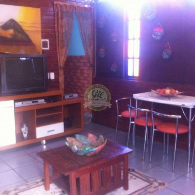 Sala - Casa 3 quartos à venda Taquara, Rio de Janeiro - R$ 900.000 - CS1199 - 8