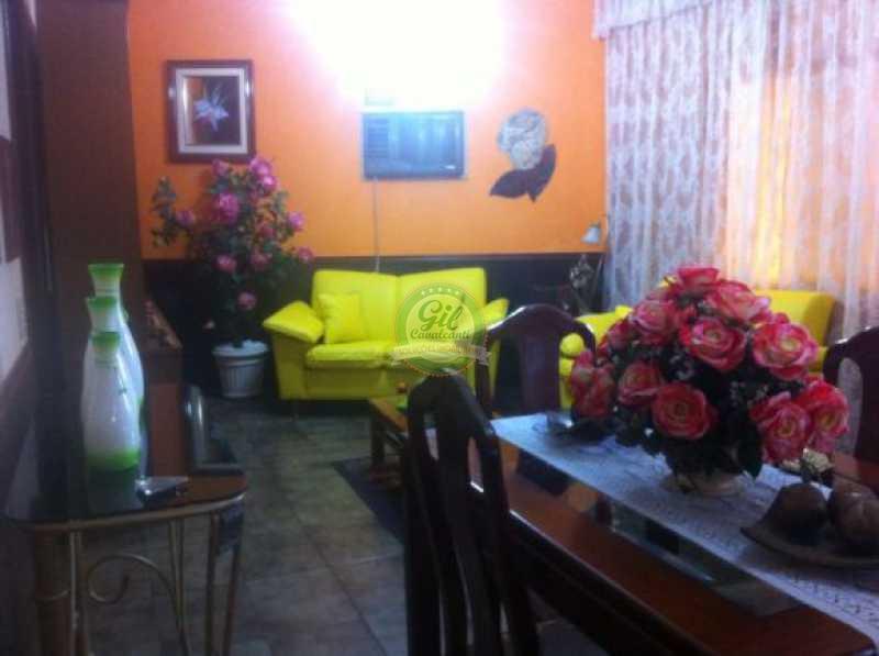 Sala - Casa 3 quartos à venda Taquara, Rio de Janeiro - R$ 900.000 - CS1199 - 5