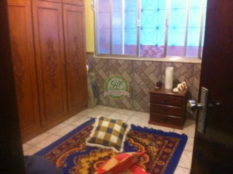 Quarto  - Casa 3 quartos à venda Taquara, Rio de Janeiro - R$ 900.000 - CS1199 - 14