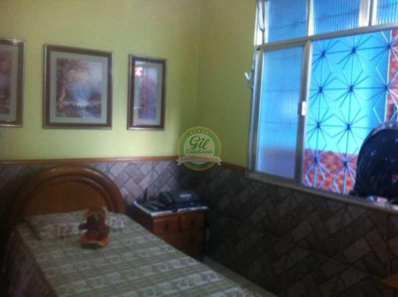 Quarto  - Casa 3 quartos à venda Taquara, Rio de Janeiro - R$ 900.000 - CS1199 - 19