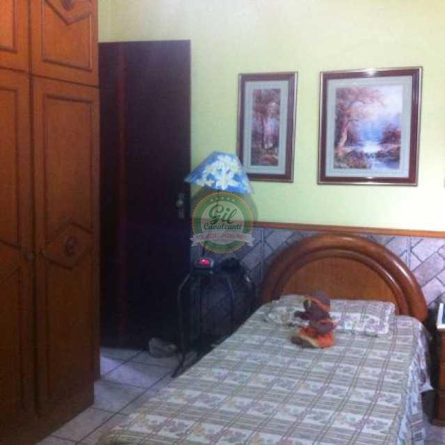Quarto  - Casa 3 quartos à venda Taquara, Rio de Janeiro - R$ 900.000 - CS1199 - 18
