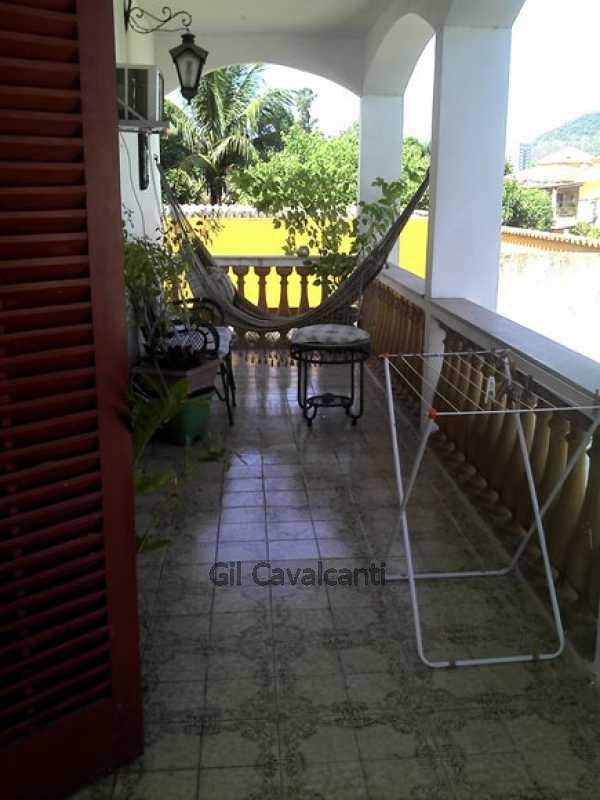 Varanda - Apartamento Anil,Rio de Janeiro,RJ À Venda,4 Quartos - CS1201 - 3