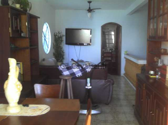 Sala - Apartamento Anil,Rio de Janeiro,RJ À Venda,4 Quartos - CS1201 - 1
