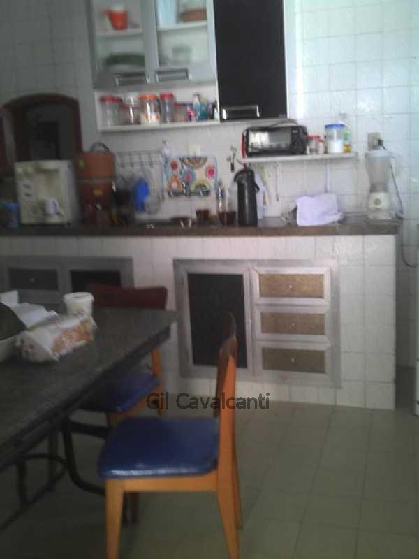 Cozinha - Apartamento Anil,Rio de Janeiro,RJ À Venda,4 Quartos - CS1201 - 13