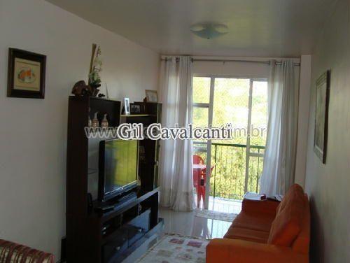FOTO4 - Apartamento Taquara,Rio de Janeiro,RJ À Venda,2 Quartos,65m² - AP0268 - 3