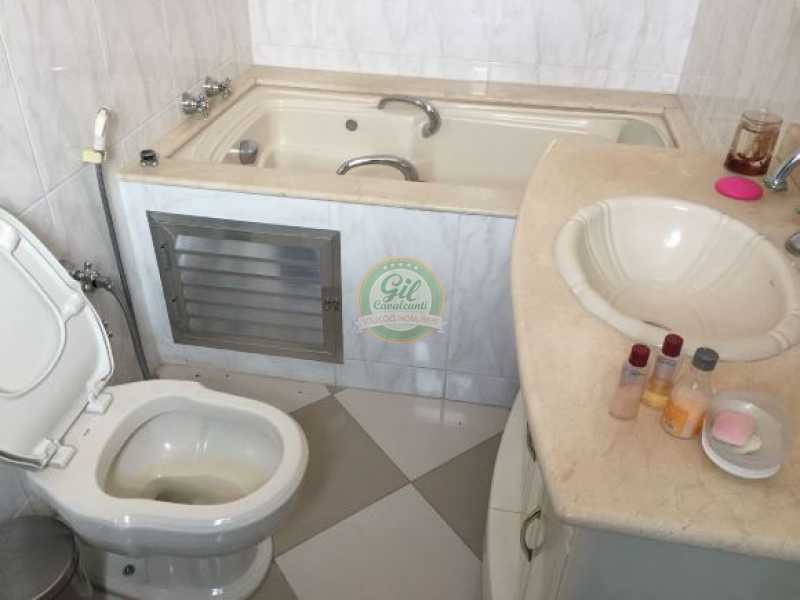 104 - Casa 3 quartos à venda Vila Valqueire, Rio de Janeiro - R$ 990.000 - CS1261 - 13