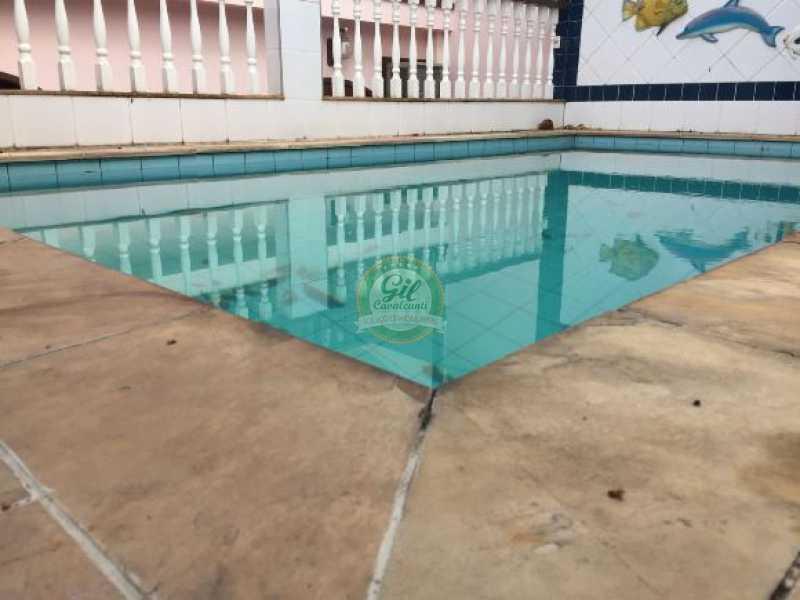 113 - Casa 3 quartos à venda Vila Valqueire, Rio de Janeiro - R$ 990.000 - CS1261 - 17