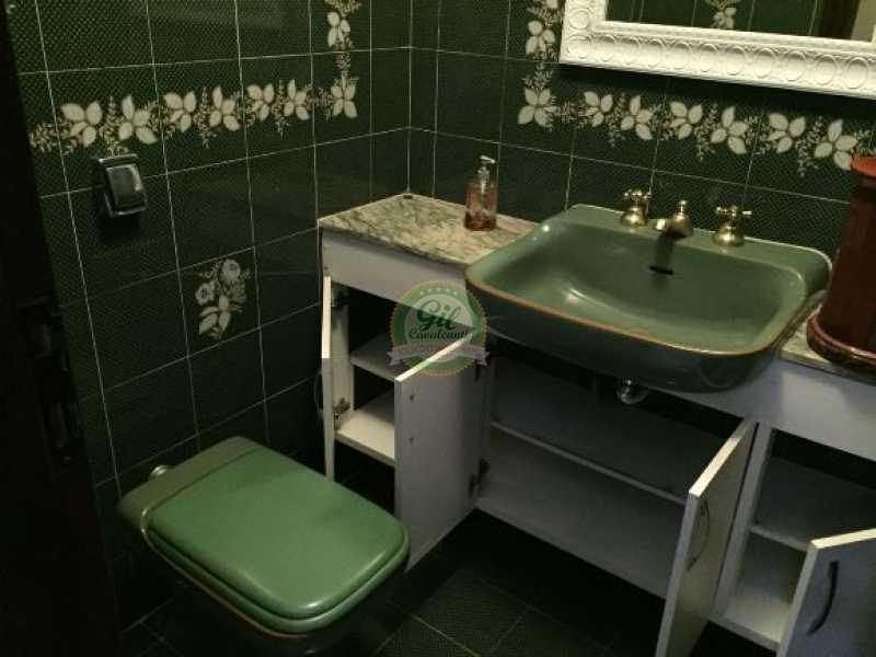 114 - Casa 3 quartos à venda Vila Valqueire, Rio de Janeiro - R$ 990.000 - CS1261 - 18
