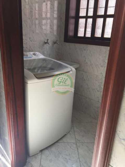 117 - Casa 3 quartos à venda Vila Valqueire, Rio de Janeiro - R$ 990.000 - CS1261 - 10
