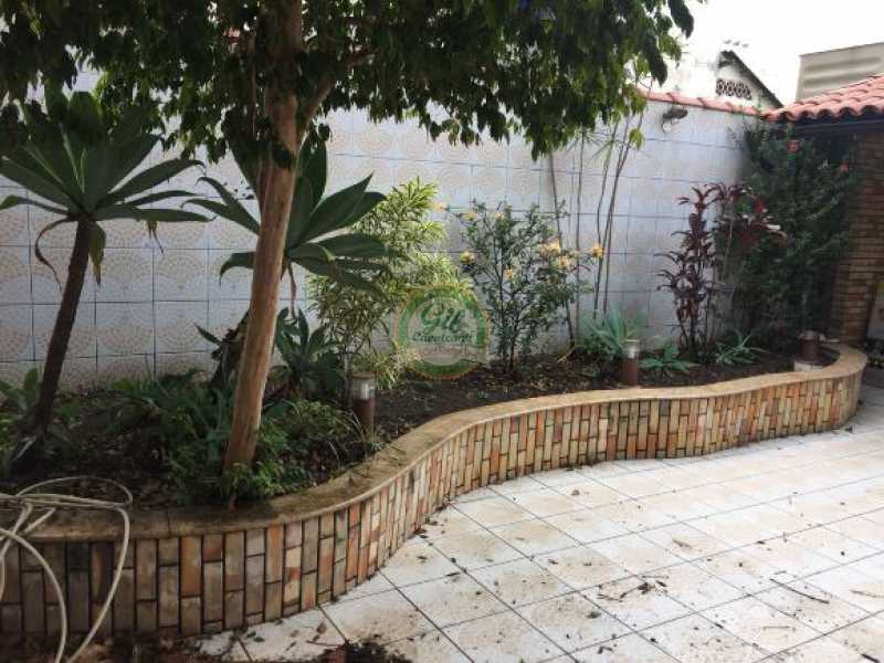 121 - Casa 3 quartos à venda Vila Valqueire, Rio de Janeiro - R$ 990.000 - CS1261 - 24