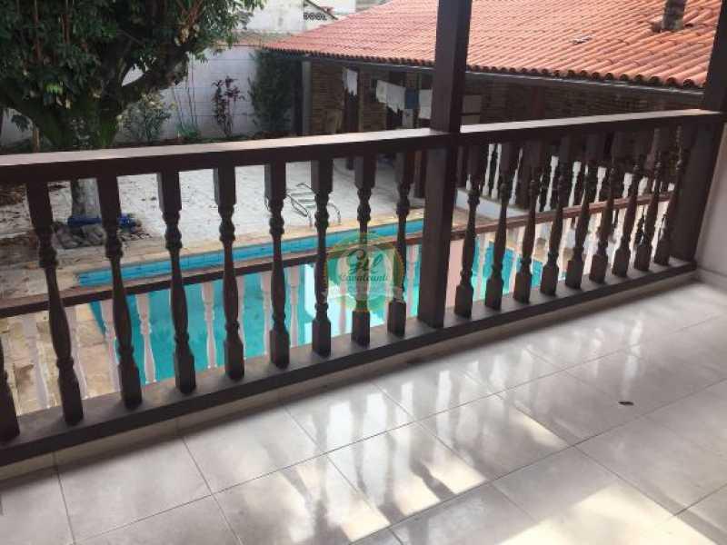 126 - Casa 3 quartos à venda Vila Valqueire, Rio de Janeiro - R$ 990.000 - CS1261 - 21