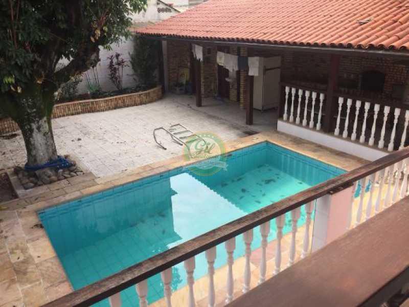 127 - Casa 3 quartos à venda Vila Valqueire, Rio de Janeiro - R$ 990.000 - CS1261 - 22
