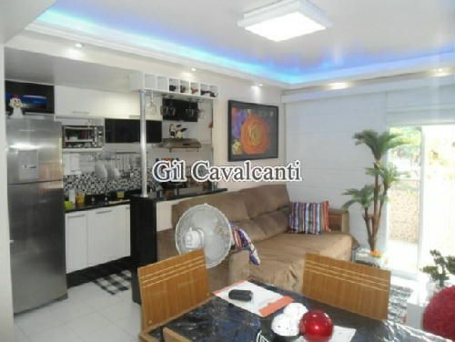 FOTO5 - Apartamento Taquara,Rio de Janeiro,RJ À Venda,2 Quartos,56m² - AP0621 - 6