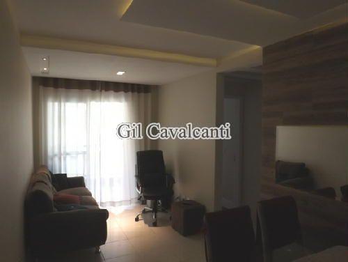 FOTO1 - Apartamento 2 quartos à venda Taquara, Rio de Janeiro - R$ 355.000 - AP0623 - 1