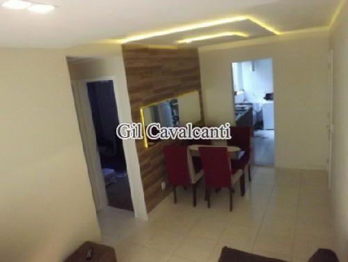 FOTO2 - Apartamento 2 quartos à venda Taquara, Rio de Janeiro - R$ 355.000 - AP0623 - 3