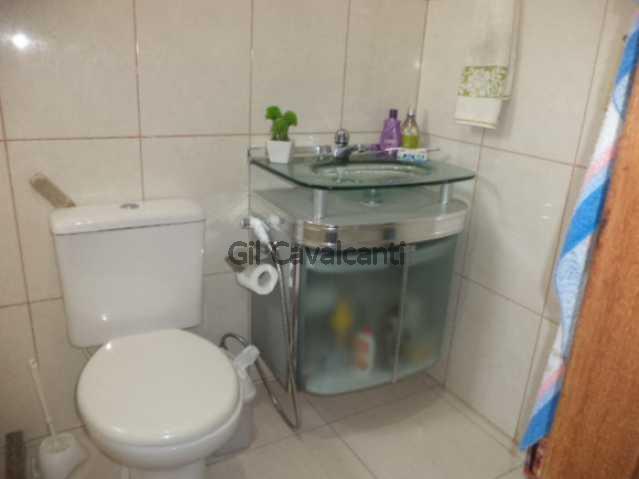 128 - Casa 3 quartos à venda Jacarepaguá, Rio de Janeiro - R$ 590.000 - CS1329 - 28