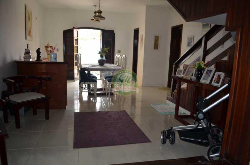 Sala  - Casa em Condomínio 4 quartos à venda Taquara, Rio de Janeiro - R$ 750.000 - CS1330 - 22
