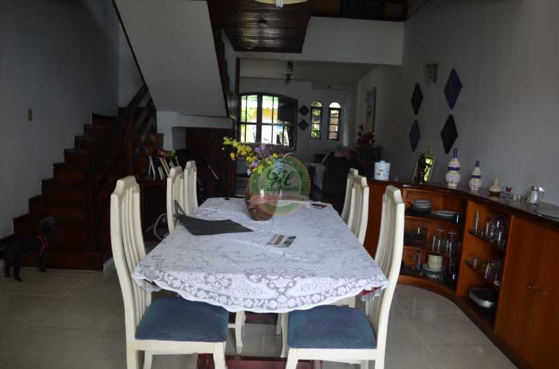 Sala  - Casa em Condomínio 4 quartos à venda Taquara, Rio de Janeiro - R$ 750.000 - CS1330 - 23