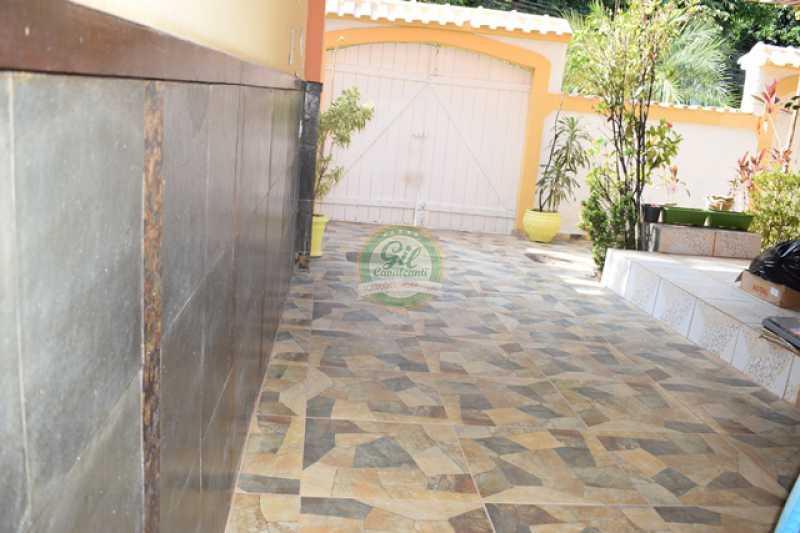 Garagem  - Casa em Condomínio 4 quartos à venda Taquara, Rio de Janeiro - R$ 750.000 - CS1330 - 7