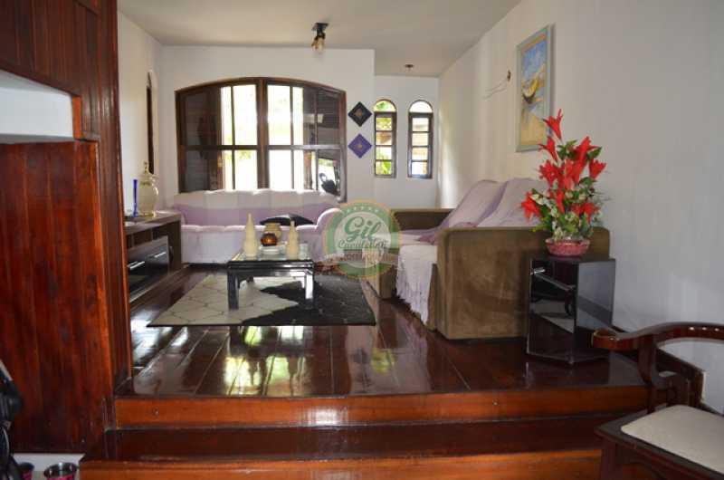 Sala  - Casa em Condomínio 4 quartos à venda Taquara, Rio de Janeiro - R$ 750.000 - CS1330 - 24