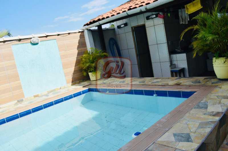 0ccffa23-e5d2-487b-a6ab-296281 - Casa em Condomínio 4 quartos à venda Taquara, Rio de Janeiro - R$ 750.000 - CS1330 - 8