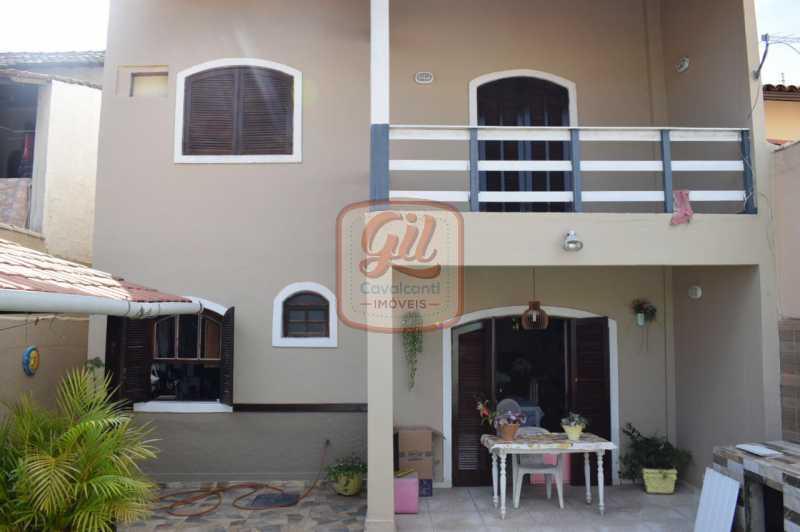 30e2f2c1-00a8-48c9-847d-237502 - Casa em Condomínio 4 quartos à venda Taquara, Rio de Janeiro - R$ 750.000 - CS1330 - 12