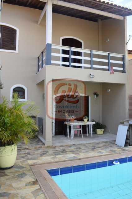248f3cf7-a4a1-4410-9f0a-7190b9 - Casa em Condomínio 4 quartos à venda Taquara, Rio de Janeiro - R$ 750.000 - CS1330 - 1