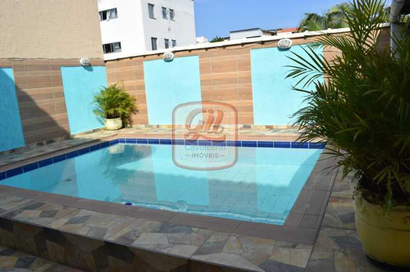 409a02aa-bcad-4c07-8205-7090b6 - Casa em Condomínio 4 quartos à venda Taquara, Rio de Janeiro - R$ 750.000 - CS1330 - 7