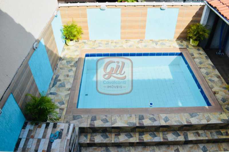 be9e3fe5-01e7-4e68-8189-0ffbb6 - Casa em Condomínio 4 quartos à venda Taquara, Rio de Janeiro - R$ 750.000 - CS1330 - 5