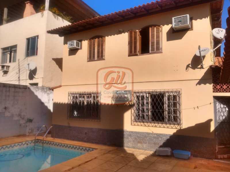 e4804a74-fcd0-4dc9-a2a2-da1335 - Casa em Condomínio 5 quartos à venda Taquara, Rio de Janeiro - R$ 750.000 - CS1337 - 30