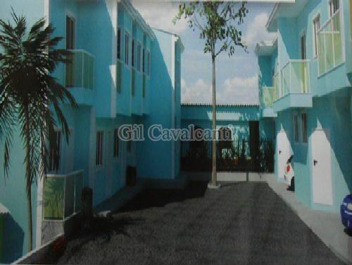 FOTO2 - Casa em Condominio Taquara,Rio de Janeiro,RJ À Venda,2 Quartos,85m² - CS1402 - 3
