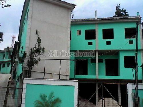 FOTO3 - Casa em Condominio Taquara,Rio de Janeiro,RJ À Venda,2 Quartos,85m² - CS1403 - 4
