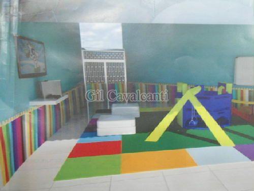 FOTO6 - Casa em Condominio Taquara,Rio de Janeiro,RJ À Venda,2 Quartos,85m² - CS1403 - 7