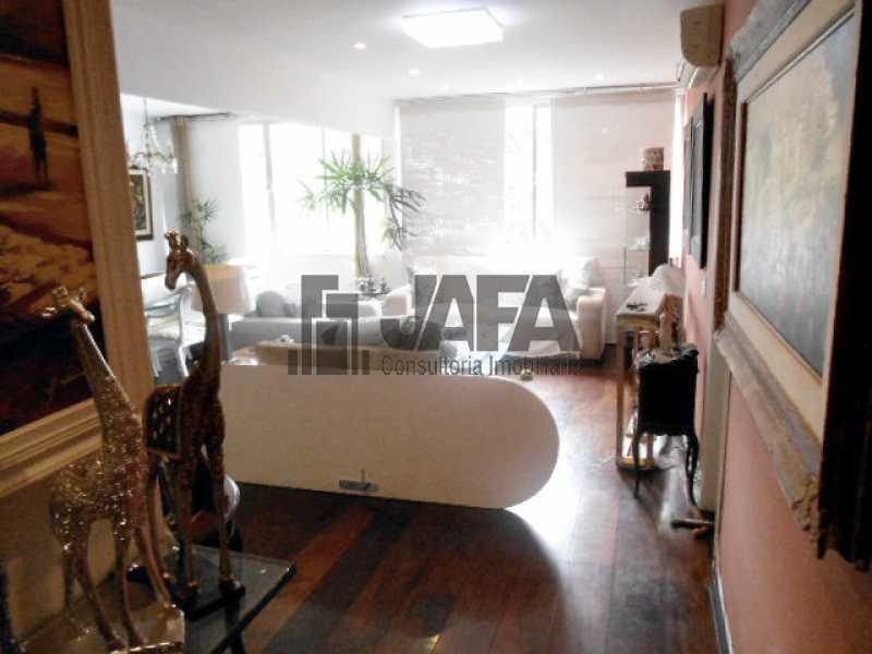 01 - Apartamento Gávea,Rio de Janeiro,RJ À Venda,5 Quartos,168m² - JA41011 - 1