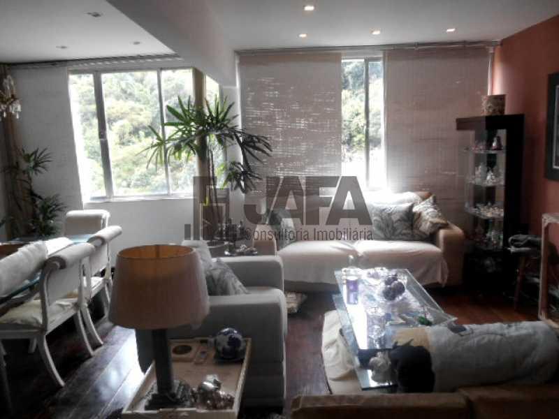 02 - Apartamento Gávea,Rio de Janeiro,RJ À Venda,5 Quartos,168m² - JA41011 - 3