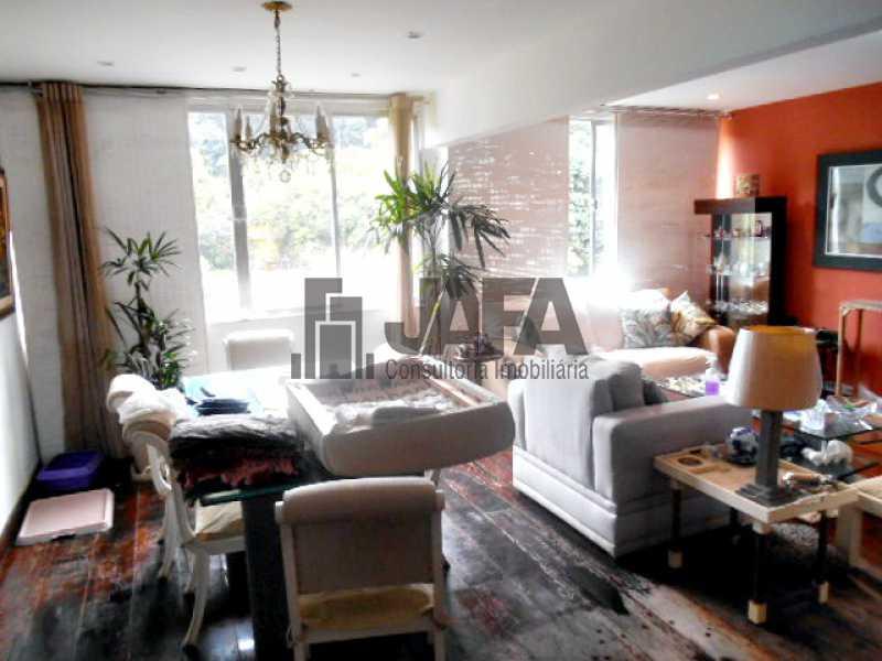 04 - Apartamento Gávea,Rio de Janeiro,RJ À Venda,5 Quartos,168m² - JA41011 - 5