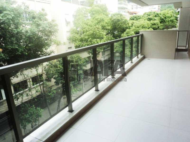 01 - Apartamento À Venda - Botafogo - Rio de Janeiro - RJ - JA31363 - 1