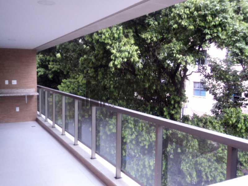 02 - Apartamento À Venda - Botafogo - Rio de Janeiro - RJ - JA31363 - 3