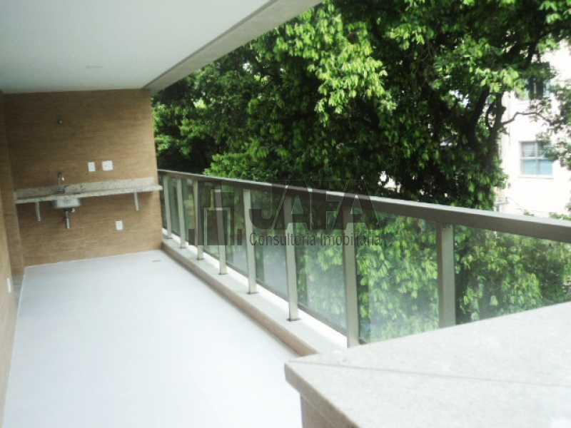 03 - Apartamento À Venda - Botafogo - Rio de Janeiro - RJ - JA31363 - 4