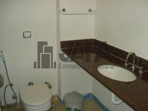BANHEIRO SOCIAL - Apartamento 3 quartos à venda Copacabana, Rio de Janeiro - R$ 6.000.000 - JA30842 - 15