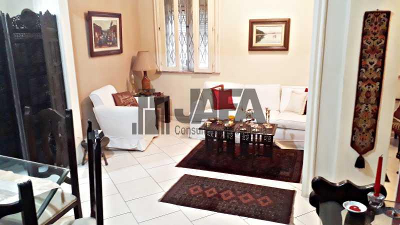 01 - Apartamento 3 quartos à venda Leblon, Rio de Janeiro - R$ 2.500.000 - JA31365 - 1