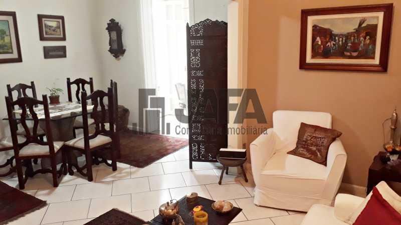 02 - Apartamento 3 quartos à venda Leblon, Rio de Janeiro - R$ 2.500.000 - JA31365 - 3